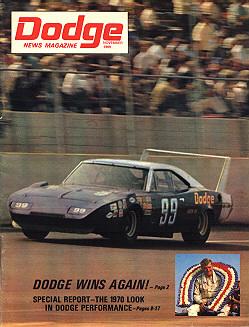 1969 Charger NASCAR NACA Hood Scoop